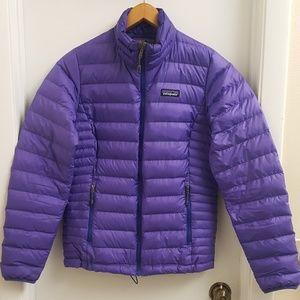 😍worn twice Patagonia goosedown pufer jacket sz S